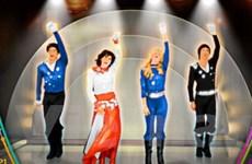 Videogame nhảy theo nhạc ABBA sẽ ra mắt tháng 11