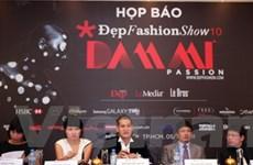 Đẹp Fashion show 10 - Một chặng đường đam mê