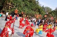Âm thanh, màu sắc của Lễ hội Chùa Trăm Gian