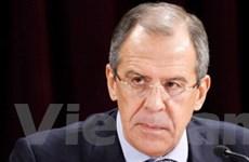 Nga chỉ trích phương Tây đã phản ứng quá khích