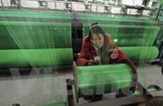 Kim ngạch xuất nhập khẩu Trung Quốc sụt giảm