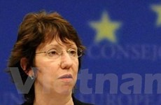 Quan chức cấp cao EU thăm chính thức Myanmar