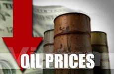 Giá dầu đi xuống bởi mối lo ngại từ Eurozone và Mỹ