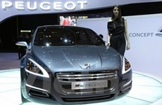 Ba hãng sản xuất ôtô đồng loạt sụt giảm doanh thu
