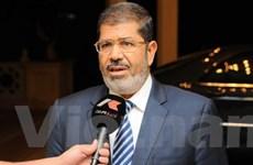 Người biểu tình đổ xuống đường phản đối ông Morsi