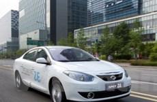 Renault Samsung giới thiệu mẫu SM3 2013 cách tân