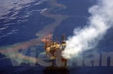 Ô nhiễm trên biển Biển Timor vẫn tiếp tục mở rộng