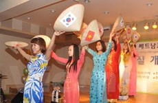 Tỷ lệ các gia đình đa văn hóa Hàn-Việt chiếm đa số