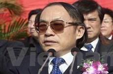 Cựu Bộ trưởng Đường sắt của Trung Quốc bị khởi tố