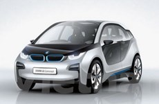 Lộ diện phiên bản sản xuất của mẫu BMW i3 mới