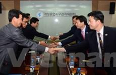 Khu công nghiệp liên Triều Kaesong mở cửa trở lại