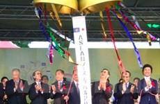Tưng bừng không khí Lễ hội ASEAN 2013 tại Nhật