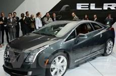 Cadillac công bố giá bán mẫu ELR đời 2014 tại Mỹ