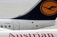 EC điều tra vụ Lufthansa thâu tóm Autrian Airlines
