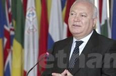 EU rút các đại sứ tại Honduras về nước