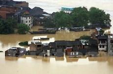 Lũ lụt nghiêm trọng tại Trung Quốc, Ấn Độ