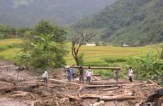 Miền núi phía Bắc thiệt hại nặng nề do mưa lũ