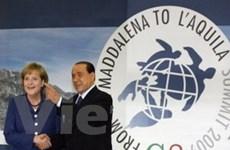Khai mạc Hội nghị thượng đỉnh G-8 tại Italy