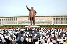 Triều Tiên kỷ niệm ngày mất Kim Nhật Thành