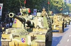 Bộ Quốc phòng Hàn Quốc đề nghị tăng ngân sách
