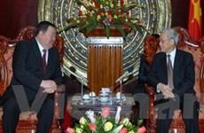 Việt Nam mong tăng cường hợp tác với Mông Cổ