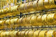 Thị trường vàng vắng khách, giá tiếp tục giảm
