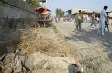 Bạo lực leo thang đe dọa bầu cử ở Afghanistan