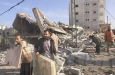 Mỹ tăng ngoại giao thúc đẩy hòa bình Trung Đông