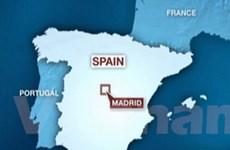 Tai nạn giao thông nghiêm trọng tại Tây Ban Nha