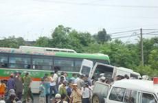 Đã có 4 người chết trong vụ tai nạn tại Kon Tum