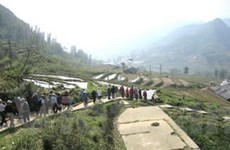 Thêm 3 tuyến du lịch bản làng tại Sa Pa
