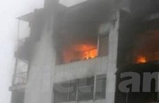 Pháp: Hỏa hoạn chung cư, 34 người thương vong