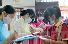 Học sinh trường THCS Nguyễn Du nhiễm cúm
