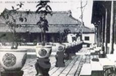 Đề nghị Nhật hỗ trợ phục nguyên điện Cần Chánh
