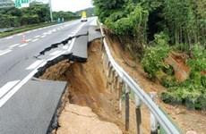 Nhật Bản tiếp tục hứng chịu động đất mạnh