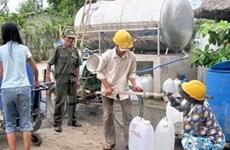 """TP.HCM """"tăng tốc"""" cấp nước sạch cho ngoại thành"""