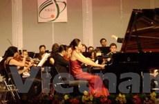 Giai điệu mùa Thu - đêm của các chỉ huy và pianist