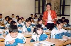 Đẩy mạnh dạy 2 buổi mỗi ngày ở bậc tiểu học