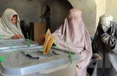 Afghanistan: ECC loại phiếu bầu tổng thống ở 2 tỉnh
