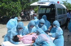 Cả nước có thêm 205 người nhiễm cúm A/H1N1