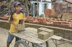 Nhiều cơ sở sản xuất bắt trẻ em làm việc quá sức