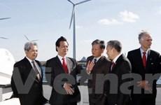 Thủ tướng gặp gỡ giới doanh nghiệp Đan Mạch