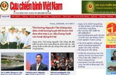 Ra mắt báo điện tử Cựu chiến binh Việt Nam