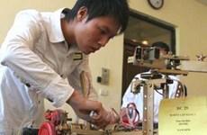 Một học sinh đoạt huy chương vàng sáng tạo trẻ