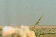 """Iran bắt đầu tập trận tên lửa """"Đại giáo đồ 4"""""""