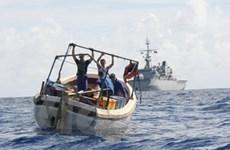 Cướp biển ở Somalia vẫn hoành hành dữ dội
