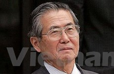 Cựu Tổng thống Peru nhận thêm 6 năm tù