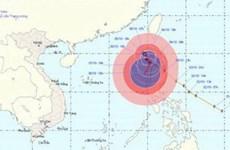 Bão số 10 đang cách quần đảo Hoàng Sa 850km