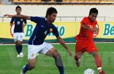 U16 Thái Lan nếm thất bại trước Việt Nam