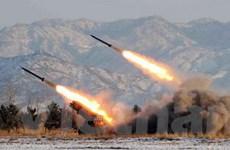 Triều Tiên đang chuẩn bị phóng thêm tên lửa